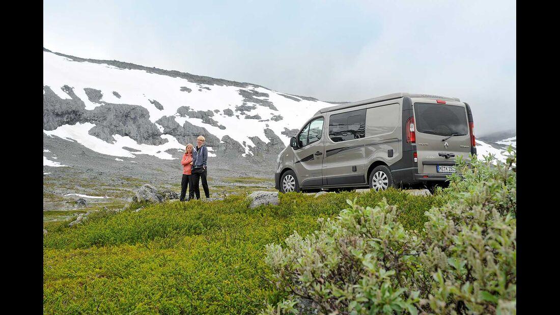 Karmann Colibri Strynefjellet Norwegen