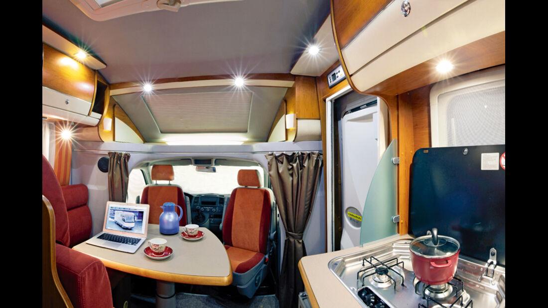 Karmann Colorado 685 TI Innenraum
