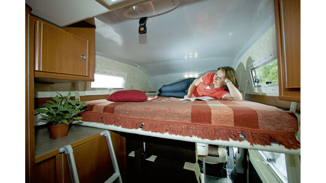 Karmann Dexter 550, Vorstellung