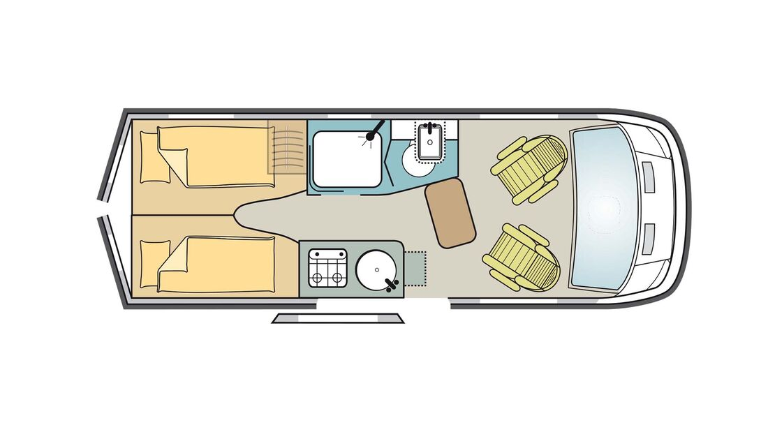 Karmann Dexter 570 4x4 (2021)