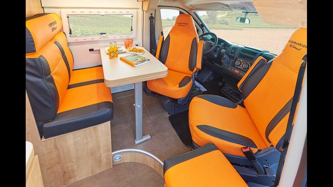 Karmann Dexter Spring 580 Sondermodell