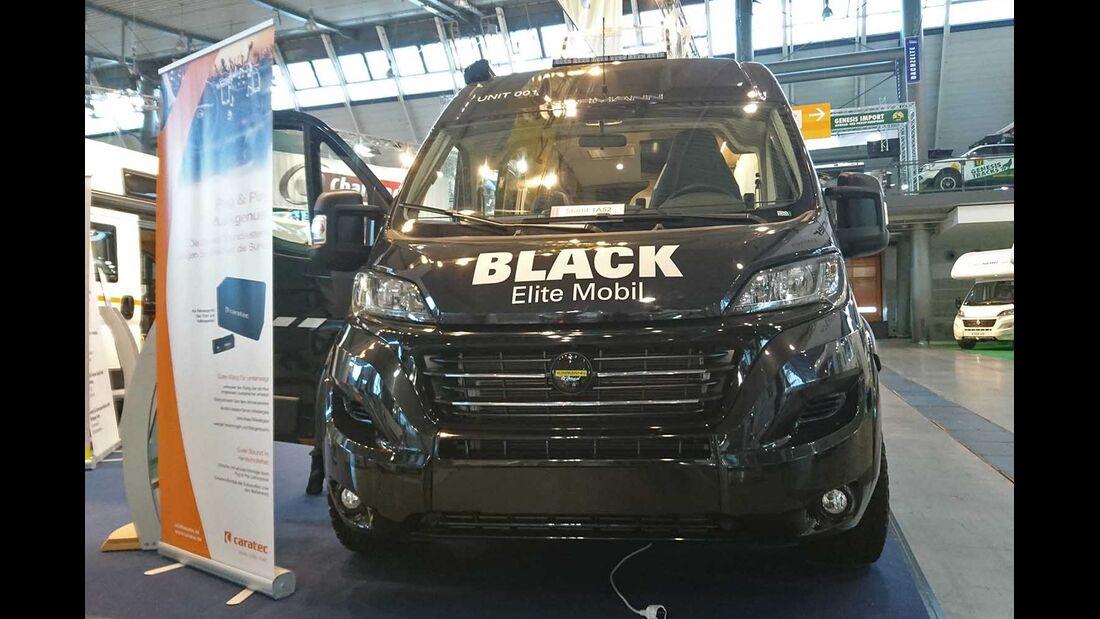 Karmann Elite Mobil Black (2017)