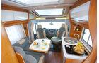 Karmann-Mobil Ontario 585 Ti neues Wohnmobil Reisemobil Neuheiten CMT 2009 promobil