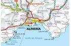 Karte El Alquian