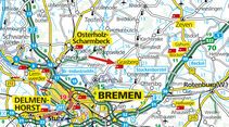 Karte Grasberg