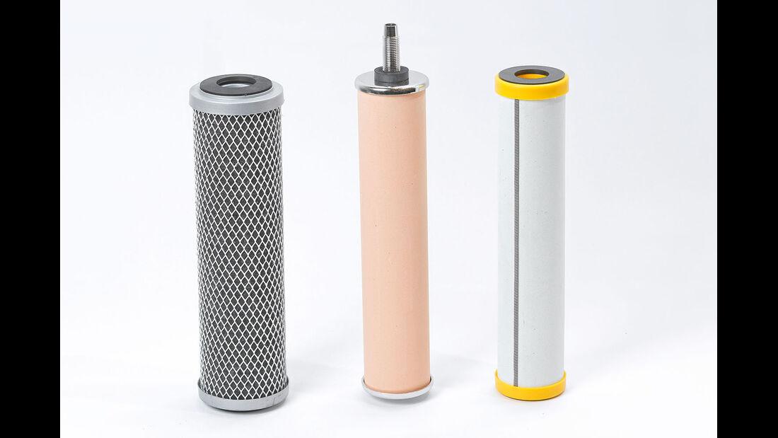 Kartuschen für Filter
