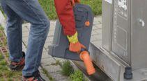 Kassettentoiletten Wohnmobil