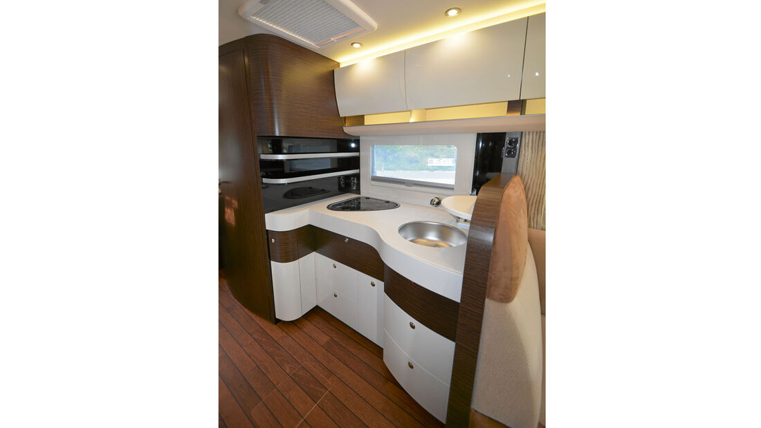Katalog: Concorde, Küche