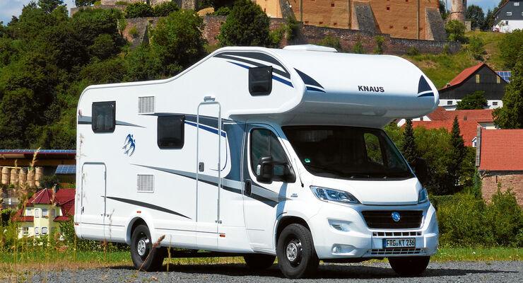 Katalog: Knaus, Sky Traveller 650 DG