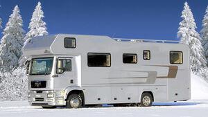 Kauf-Tipp Wintertaugliche Alkovenmobile, Ratgeber