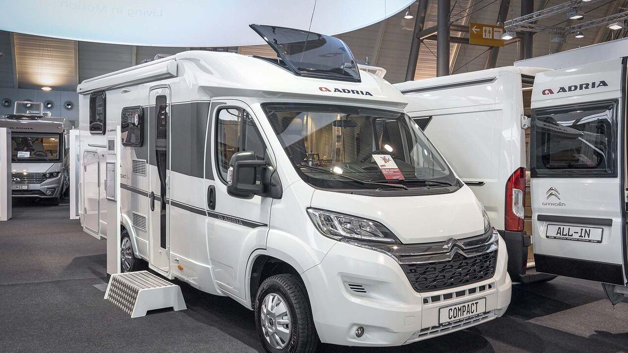 Kauf-Tipp: 9 kompakte Mobile unter sechs Meter Länge  Promobil