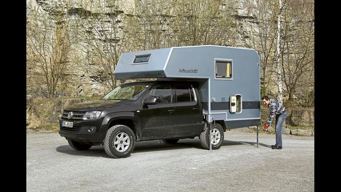 Kaufberatung Pick-Up-Camper