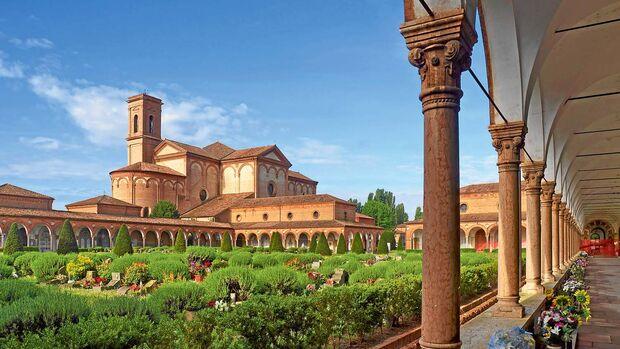 Kirche San Cristoforo alla Certosa in Ferrara