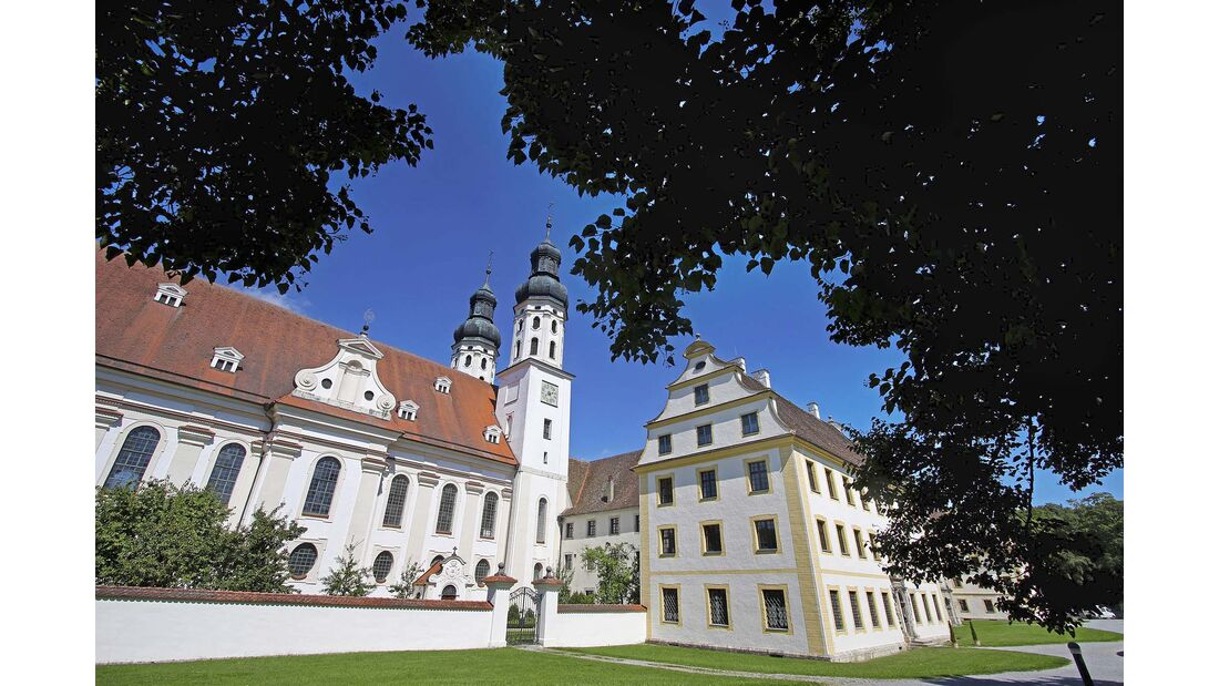 Kloster Oberarchtal