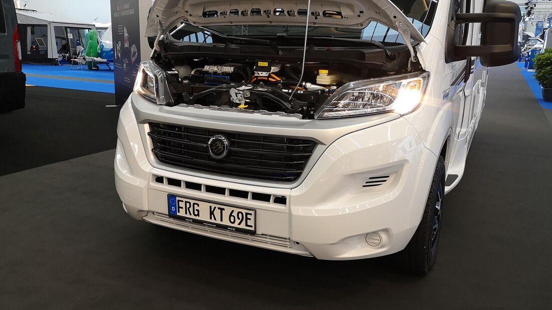 Knaus Elekto-Wohnmobil (2022)