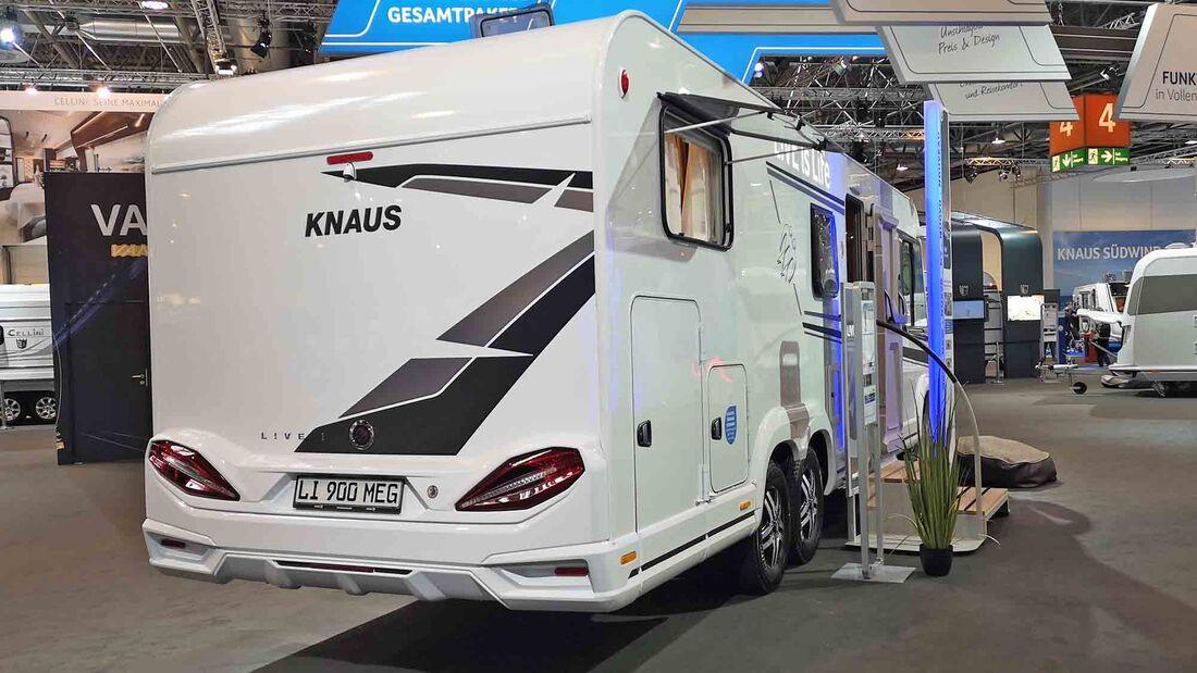 Knaus Live I 900 LEG  (2021)