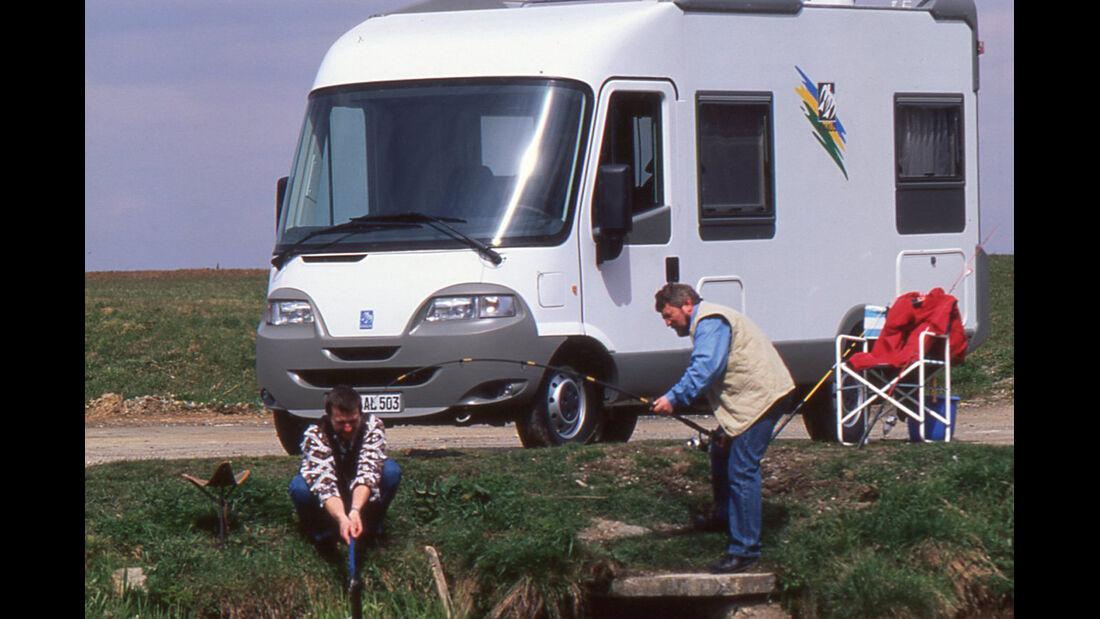 Knaus Travel-Liner von 1997