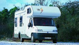 Knaus Traveller Baujahr 1994 - 2006