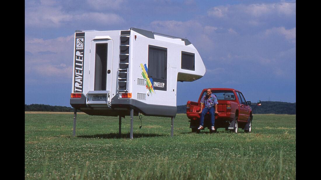 Knaus Traveller X von 1993