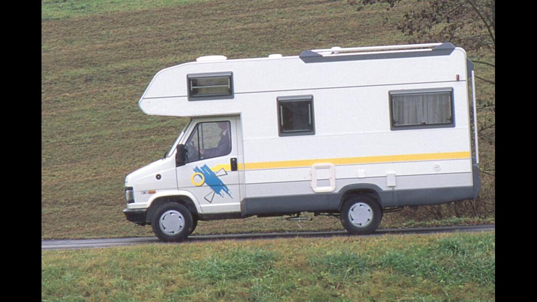 Knaus Traveller von 1992
