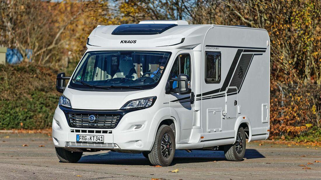 Knaus Van TI 550 MF (2021)