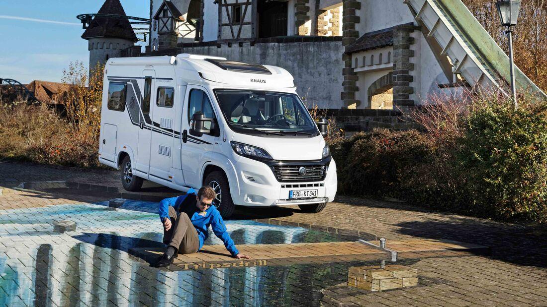 Knaus Van TI 550 MF Vansation (2021)