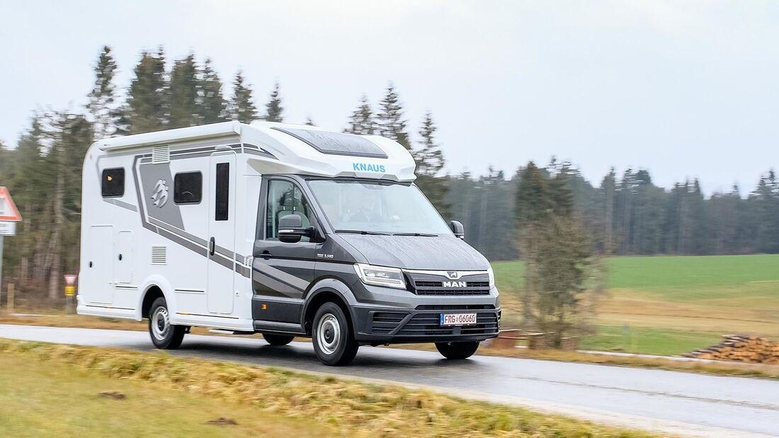 Knaus Van TI Plus (2019)