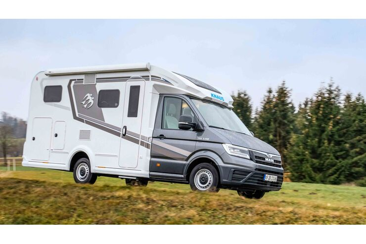 Knaus 2021: Neue Van-Ti-Modelle und Sondermodell | Promobil