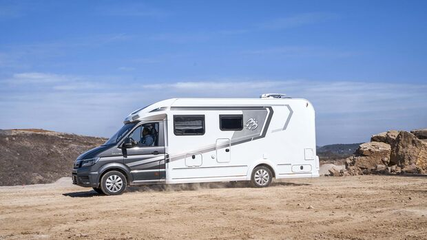 Knaus Van TI Plus 700 LF
