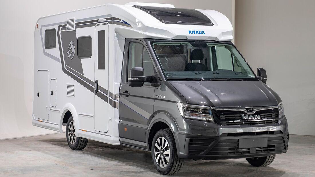 Knaus Van TI Plus auf MAN TGE (2019)