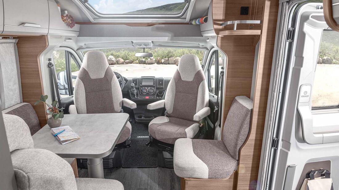 Knaus Van Ti 650 MEG (2021)
