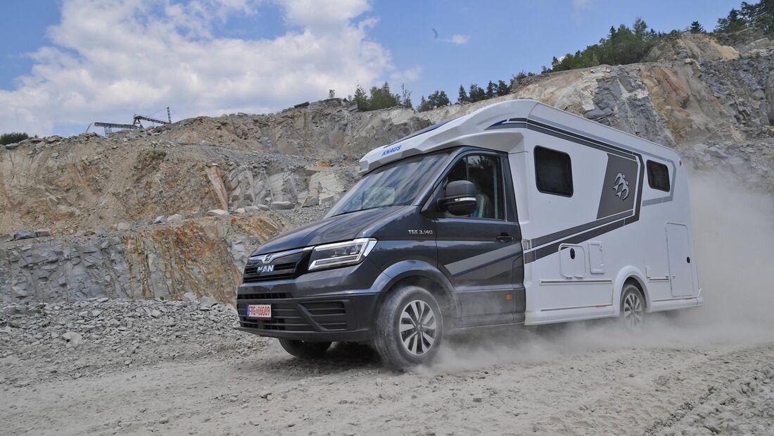 Knaus Van Ti Plus 650 MEG