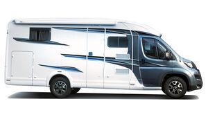 Knaus feiert zehnjähriges Bestehen der schlanken Van- Baureihen. Zum Jubiläum gibt es darum alle Grundrisse als Sondermodelle mit  Außendesign und reichhaltiger Serienausstattung zum Vorzugspreis.