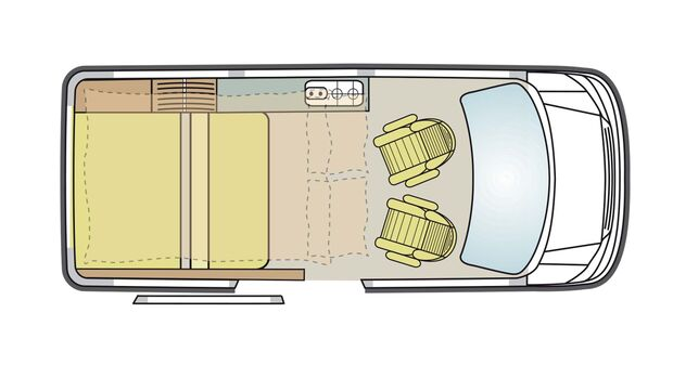 Köhler Sunvan 121