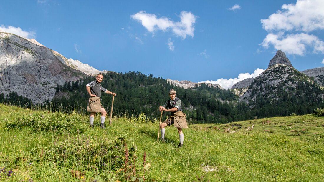 Königssee und Berchtesgadener Land