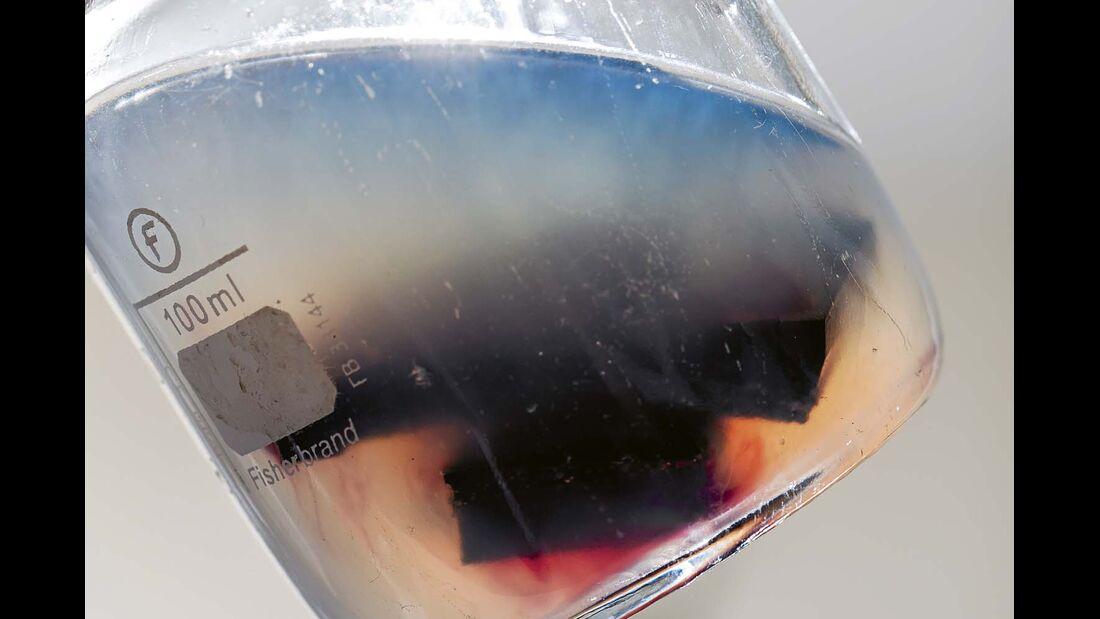 Können die Felgenreiniger den Gummi des Reifens schädigen?