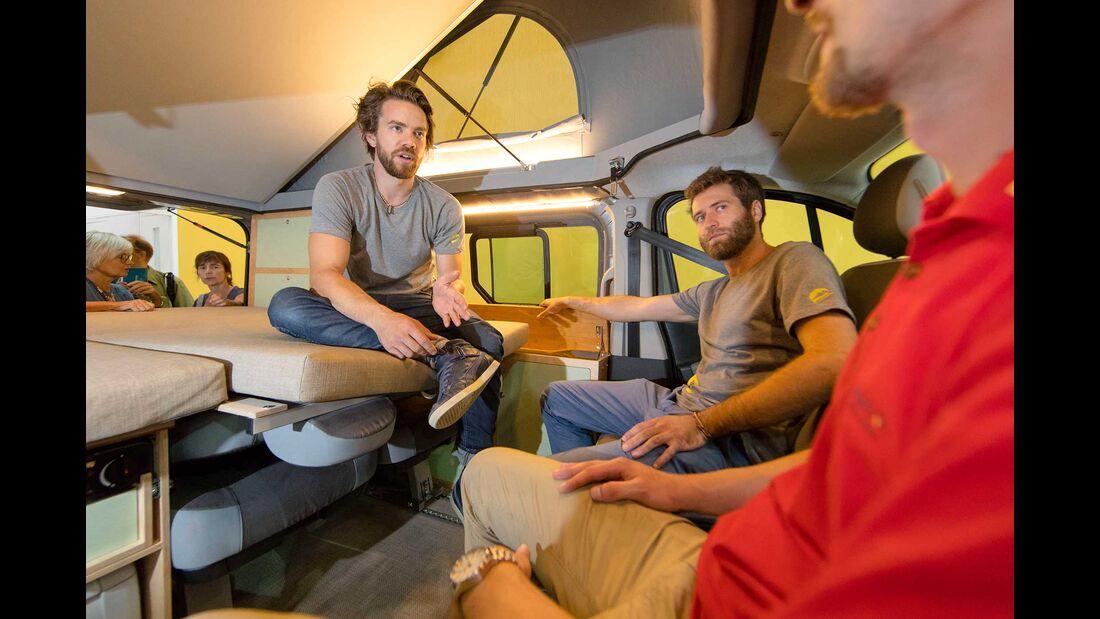 Kompanja Campingbus (2018)