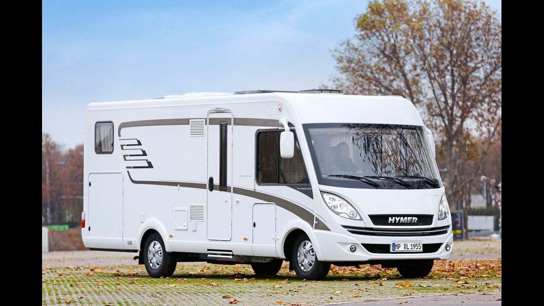 Konkurrent Hymer B 678 Premium Line