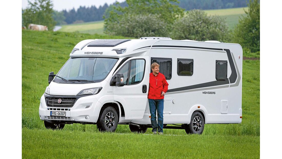 Konkurrent Weinsberg Caraloft 550 MG