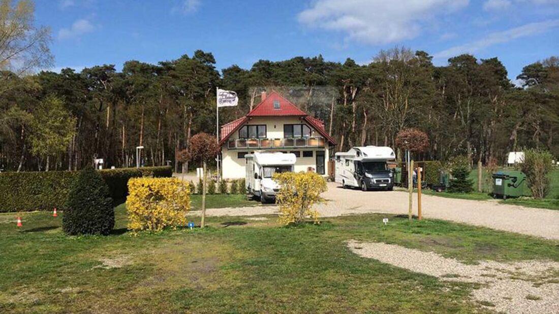 Krämers Wohnmobilhafen