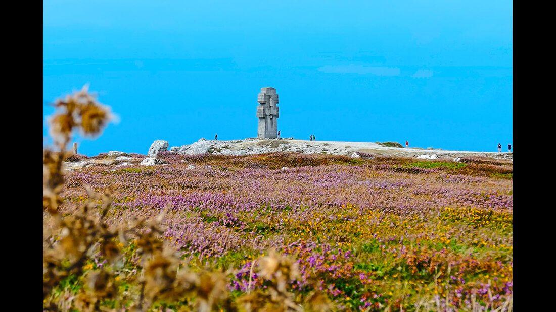 Kriegerdenkmal am Pointe de Pen Hir