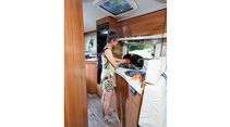 Küche im Profila T 695 EB Mondial