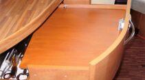 Küchenschublade Arbeitsfläche
