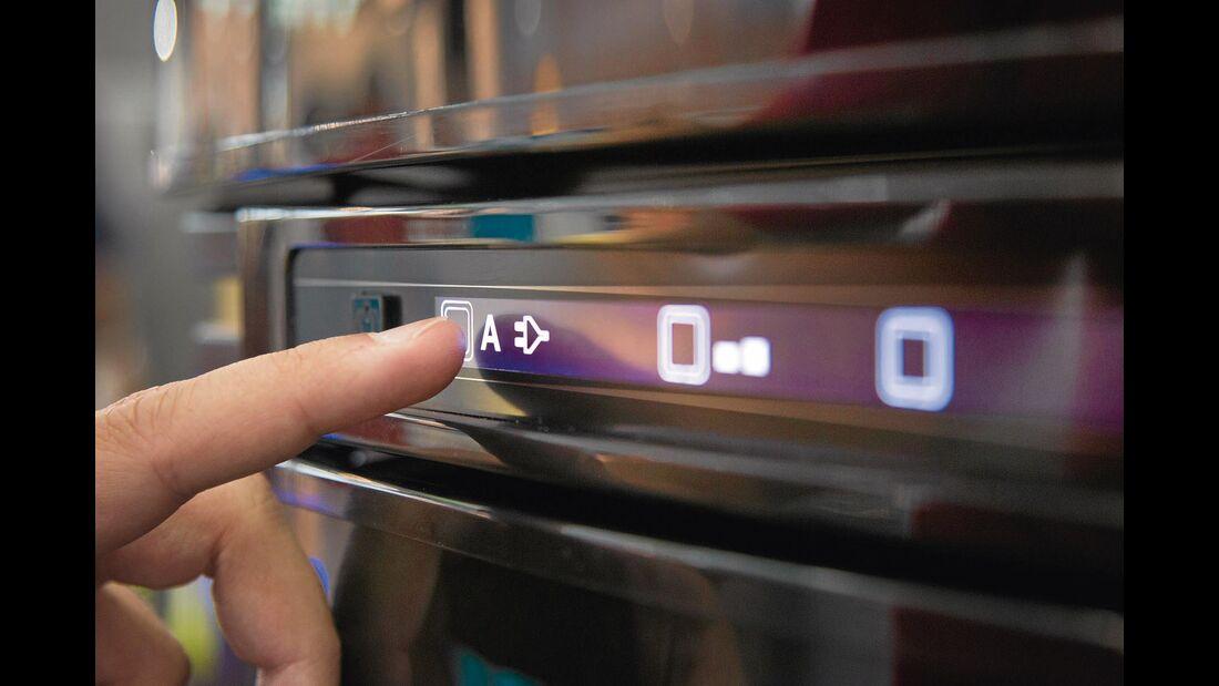 Kühlschränke Energiewahl automatisch