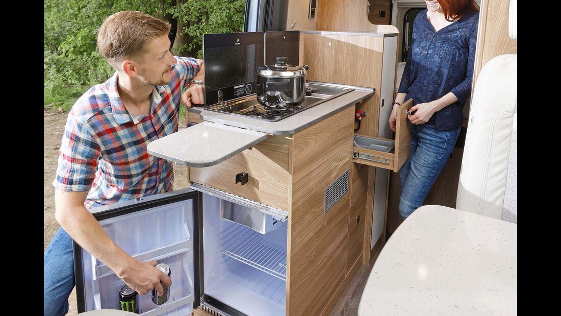 Kühlschrank Kompaktversion