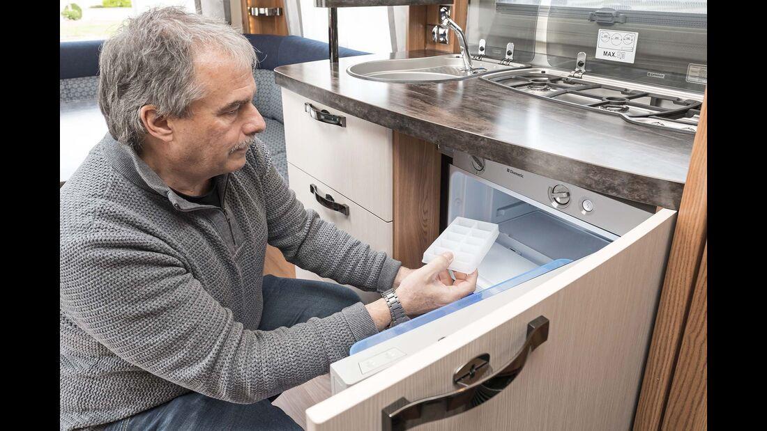 Kühlschrank als Unterbaugerät