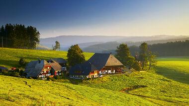 Kurz-Trip: Baden-Württemberg