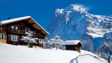 Kurz-Trip: Schweiz