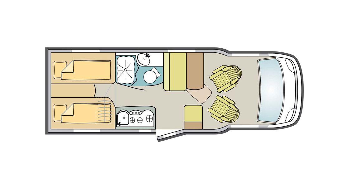 LMC Cruiser 643 G 65-Years-Edition