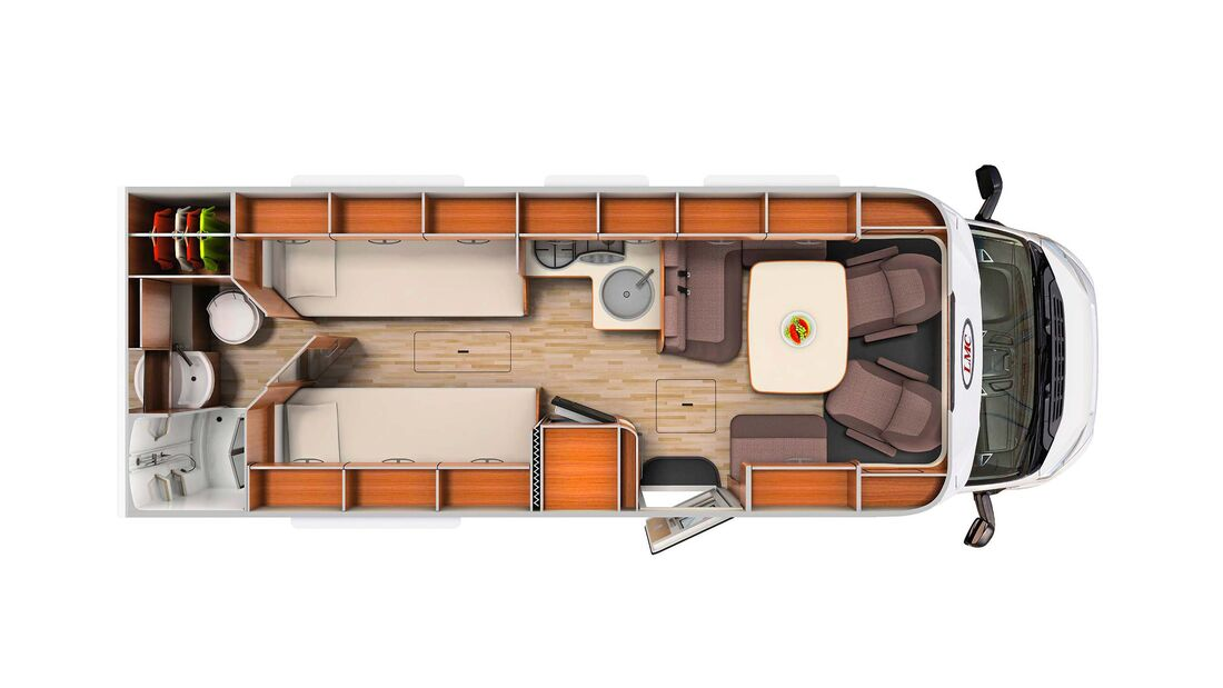 LMC Cruiser Comfort